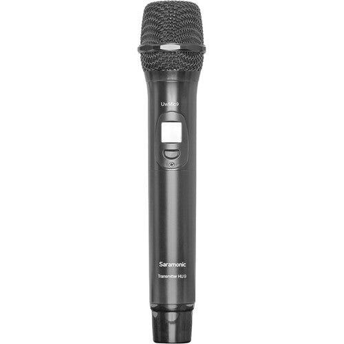 Saramonic HU9 96-Channel Digital UHF Wireless Handheld Microphone with Integrated Transmitter for UwMic9 System