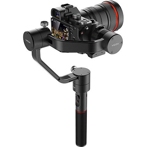 Moza Air 3-Axis handheld Gimbal for Mirrorless and DSLR Cameras. Sony A7sii, A7rii, Canon 5D MK4 and more