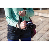 Miggo Padded  Camera Grip and Wrap  for CSC   ; Black