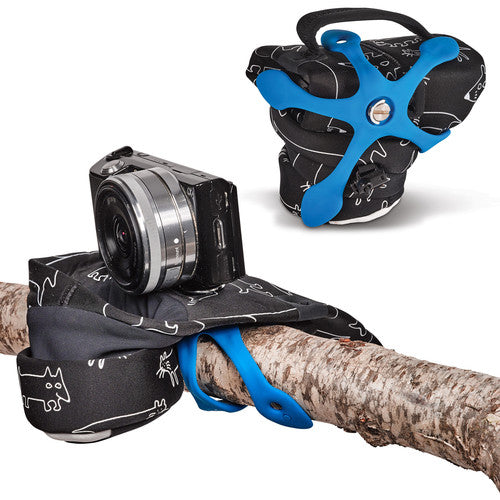 Grip and Wrap For CSC Cameras