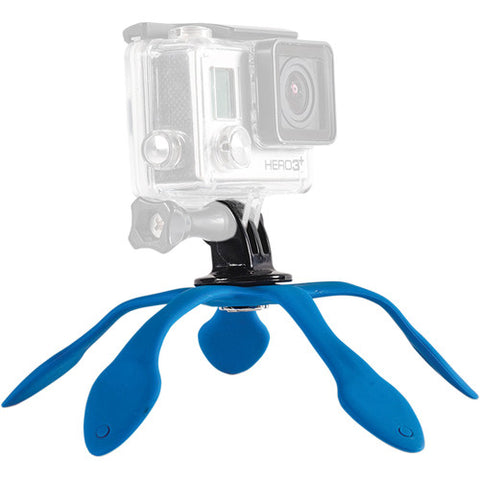 Splat Flexible Tripod GOP Blue