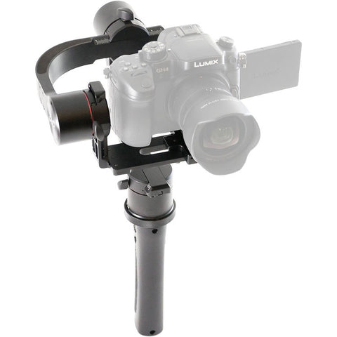 PILOTFLY H2 3-Axis Handheld Gimbal for Sony A7 cameras with 32bit Alexmos with Triple-MCU Technology