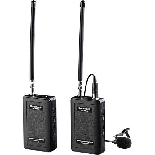 Saramonic SR-WM4C Wireless 4-Channel Microphone System VHF with Flexible Antenna