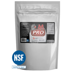 BarwisMethods PRO (Post Recovery Optimizer), a protein shake post workout for recovery when building muscle - strawberry-watermelon flavor