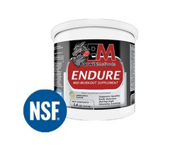 NSF Certified for Sport® ENDURE