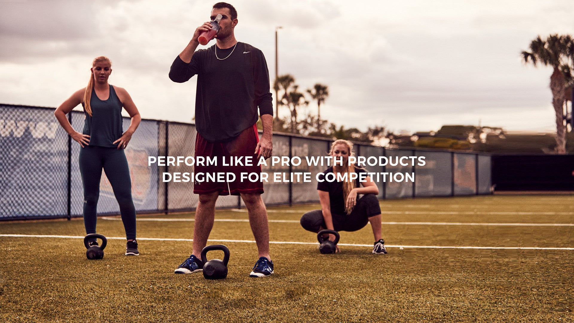 Athletes Alexandra Vandegrift, Jayce Boyd (NY Mets first basemen), and Jade Wright building lean muscle mass on the field with Barwis Nutrition