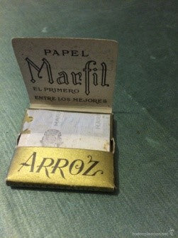 Marfil Arroz Rolling Papers Marijoinlah