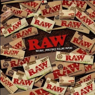RAW Rolling Papers Marijoinlah