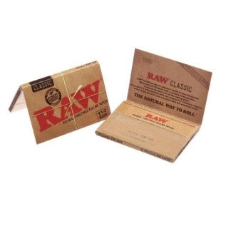 RAW Single Wide Rolling Papers Marijoinlah