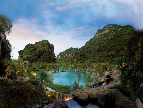 Banjaran Hot Springs Marijoinlah