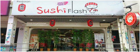 Sushi Flash Marijoinlah
