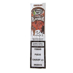 Blunt Wrap Double Platinum - Chocolate (Brown)