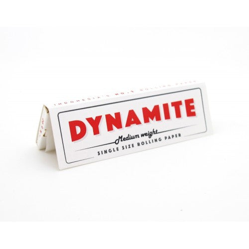 T. Dynamite White Regular Size