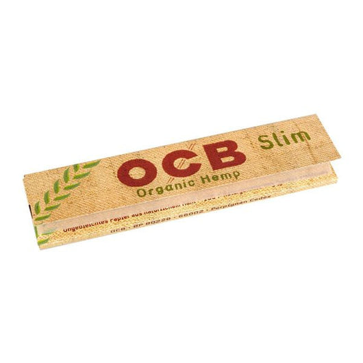OCB King Size Slim Organic Hemp