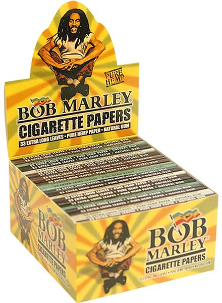 Bob Marley King Size Box of 50
