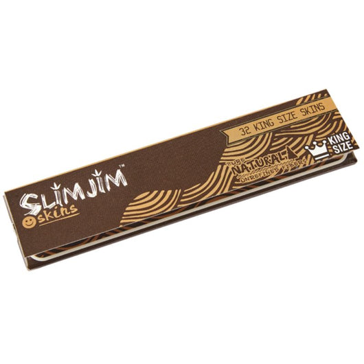 Slimjim Skins Brown King Size