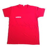 Elements Red T Shirt