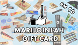 Marijoinlah Gift Card