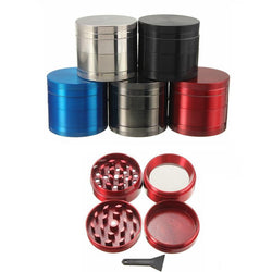 Pengisar 4 Part Metal Grinder