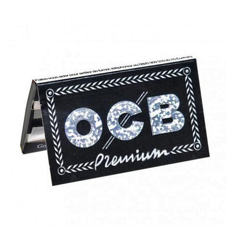 OCB No.4 Single Wide (Double Pack)