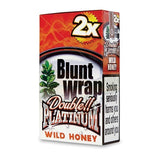 Blunt Wrap Double Platinum - Wild Honey (Gold)