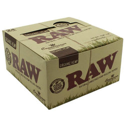 Raw Connoisseur Organic Box of 24