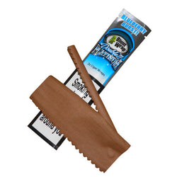 Blunt Wrap Double Platinum - Blueberry (Blue)