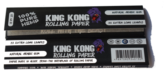 KING KONG King Size Slim Papers
