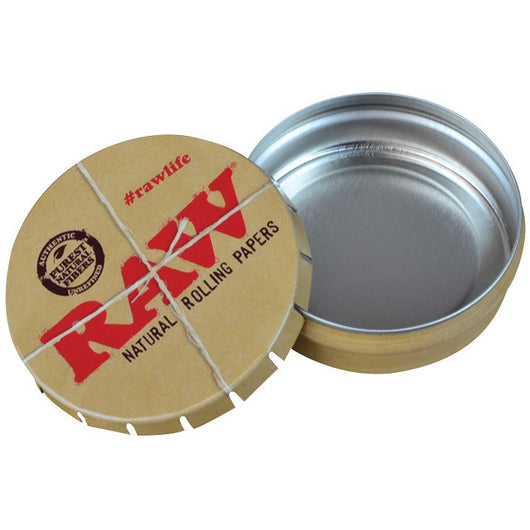RAW Pop Up Tin