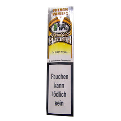 Blunt Wrap Double Platinum - French Vanilla (Ivory)