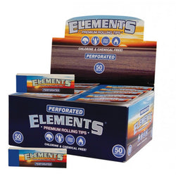 Elements Tips Regular 18mm Box of 50