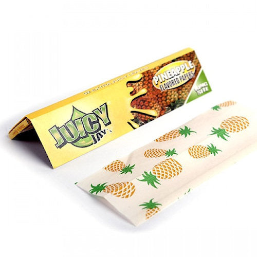 Juicy Jay's King Size Slim Pineapple