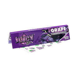 Juicy Jay's King Size Slim Grape