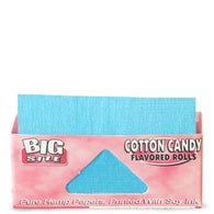Juicy Jay's Flavoured Rolls - Cotton Candy