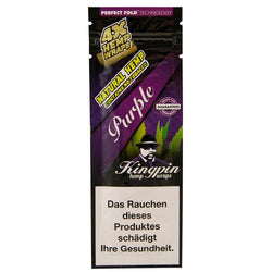 Kingpin Hemp Wrap - Purple (Goomba Grape)