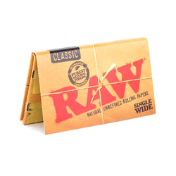 Raw Single Wide - Double Pack