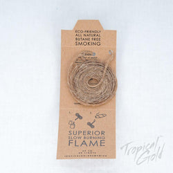 Tropical Gold Hemp Wick 100cm