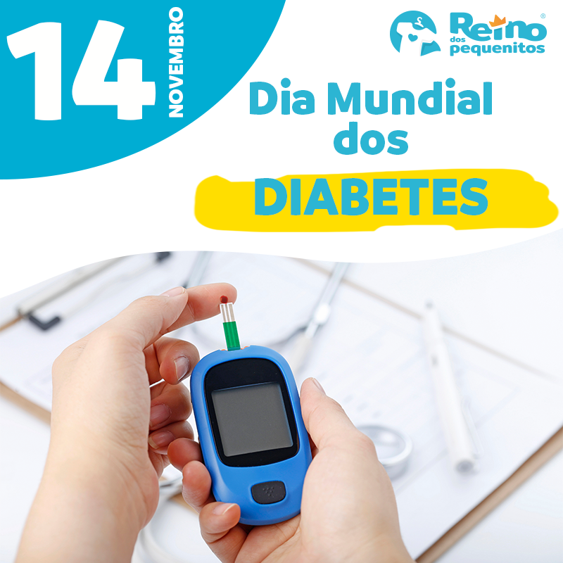 Dia Mundial dos Diabetes