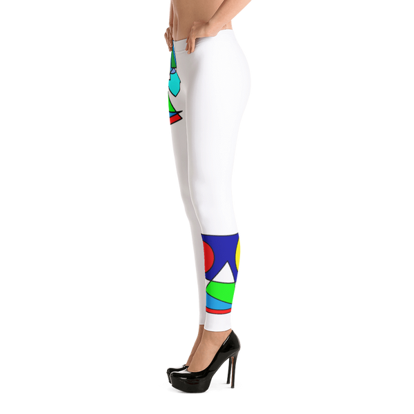 VF VINNYFOSTER COLOR ART LEGGINGS