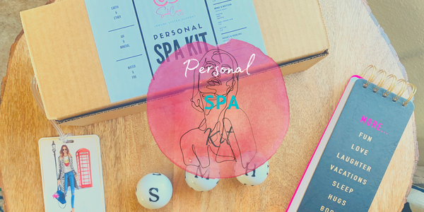 Personal Spa Kit • Immune System Support