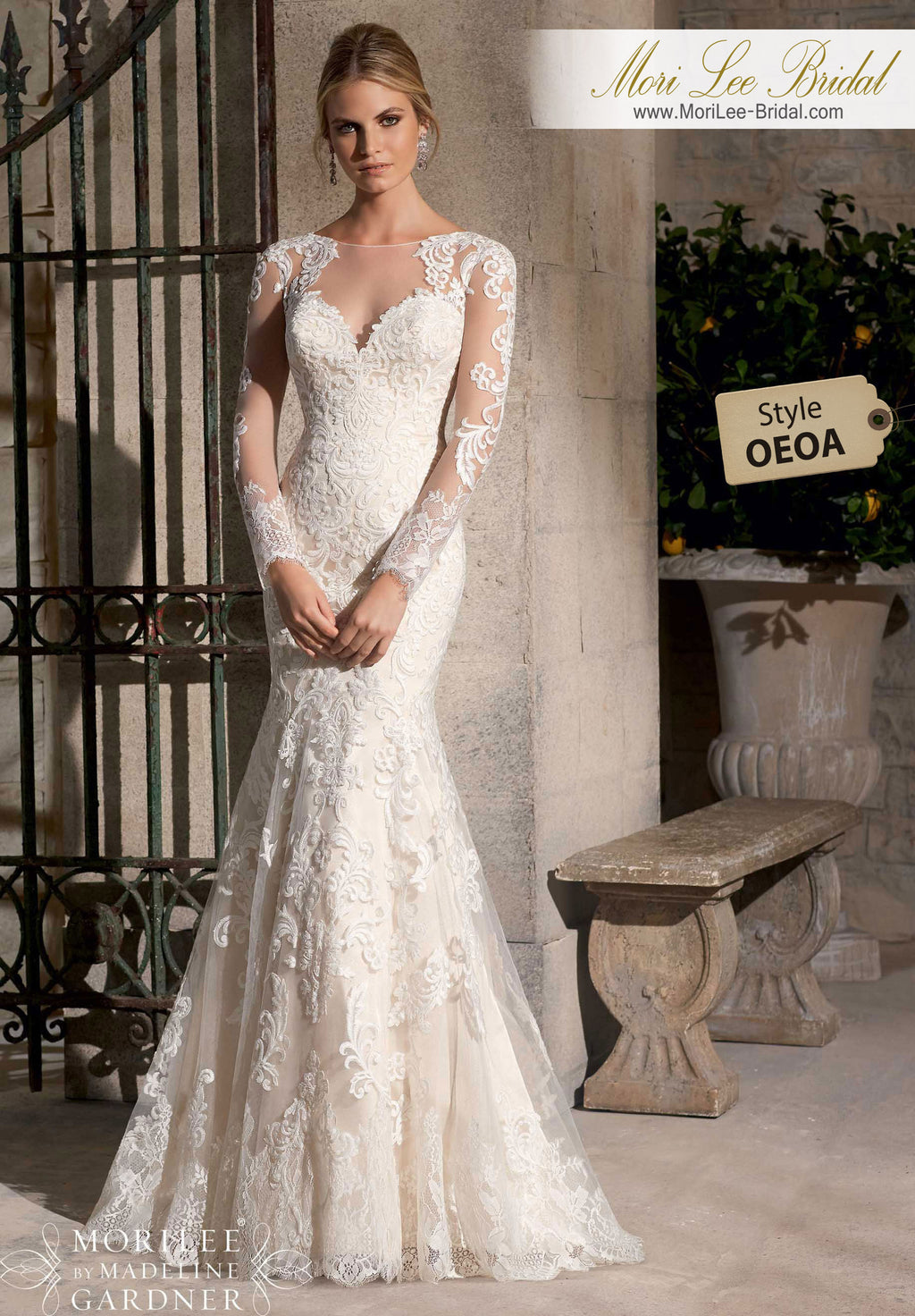 OEOA - Mori Lee Bridal