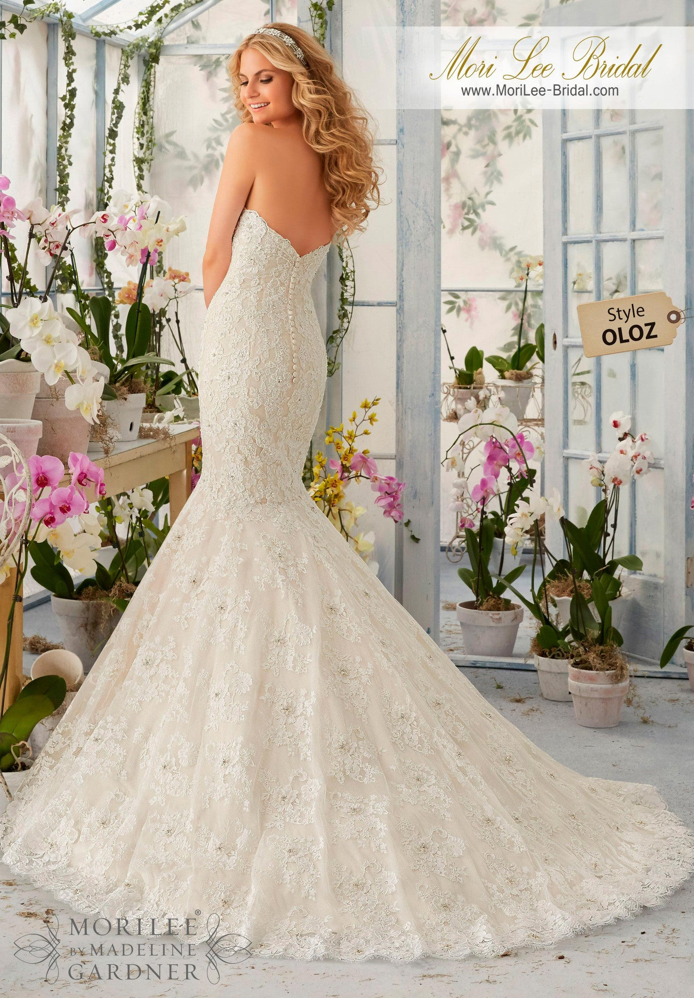 OLOZ - Mori Lee Bridal