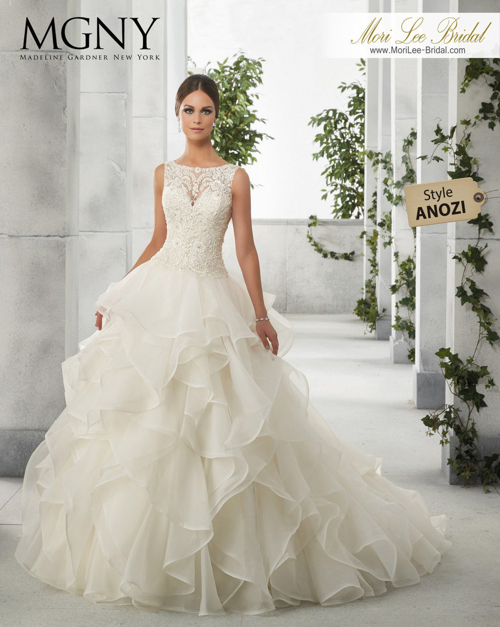 ANOZI - Mori Lee Bridal
