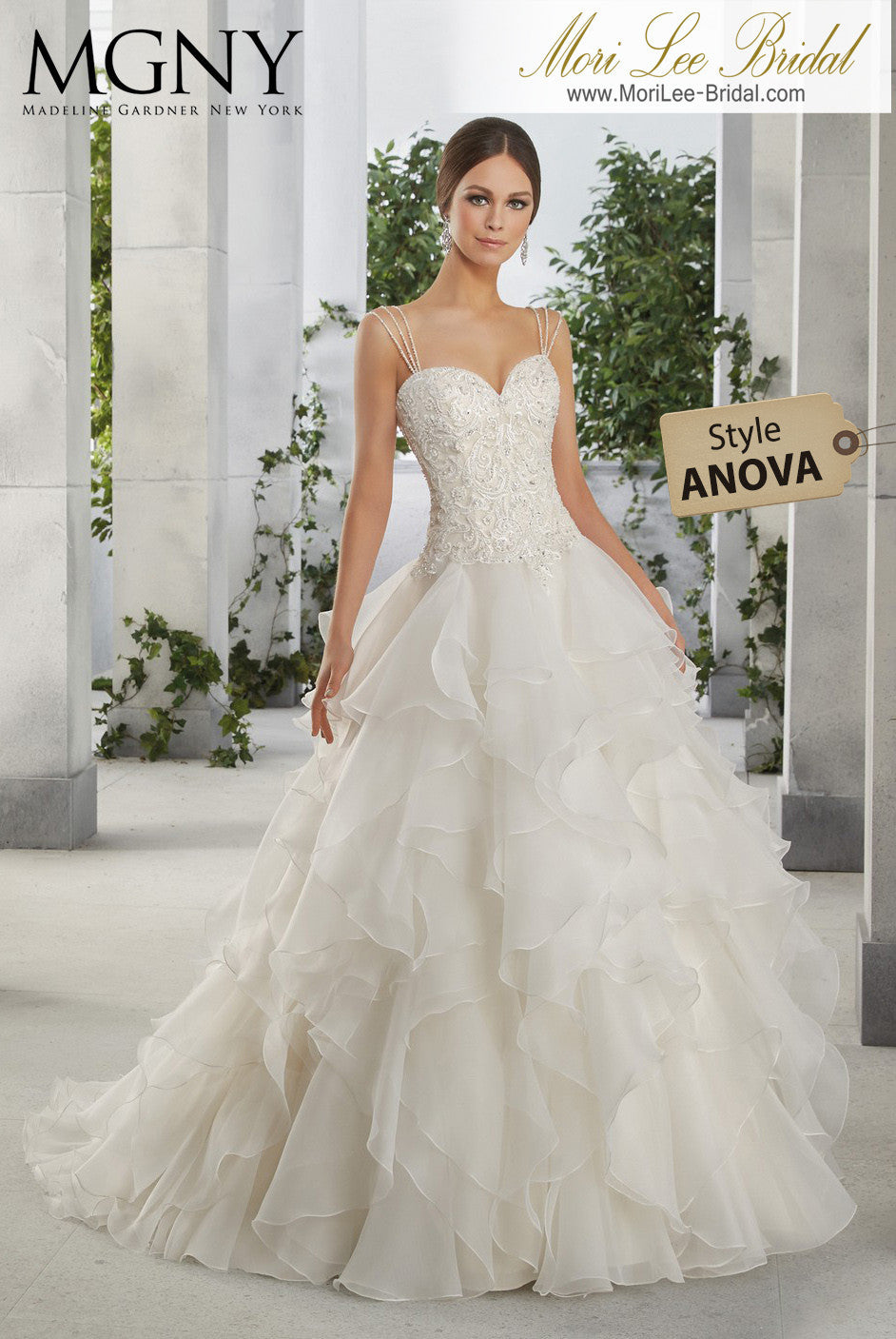 ANOVA - Mori Lee Bridal