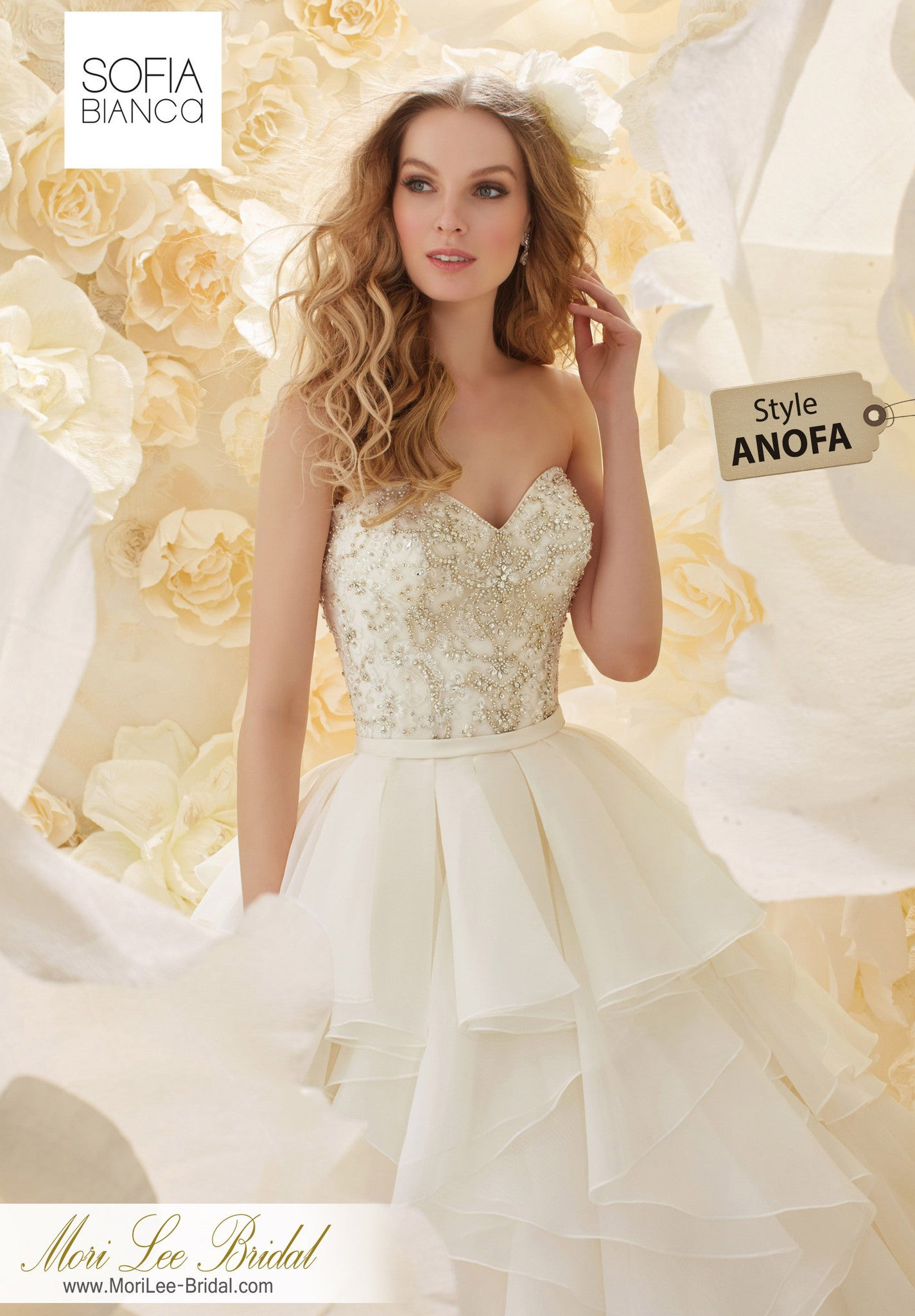 ANOFA - Mori Lee Bridal