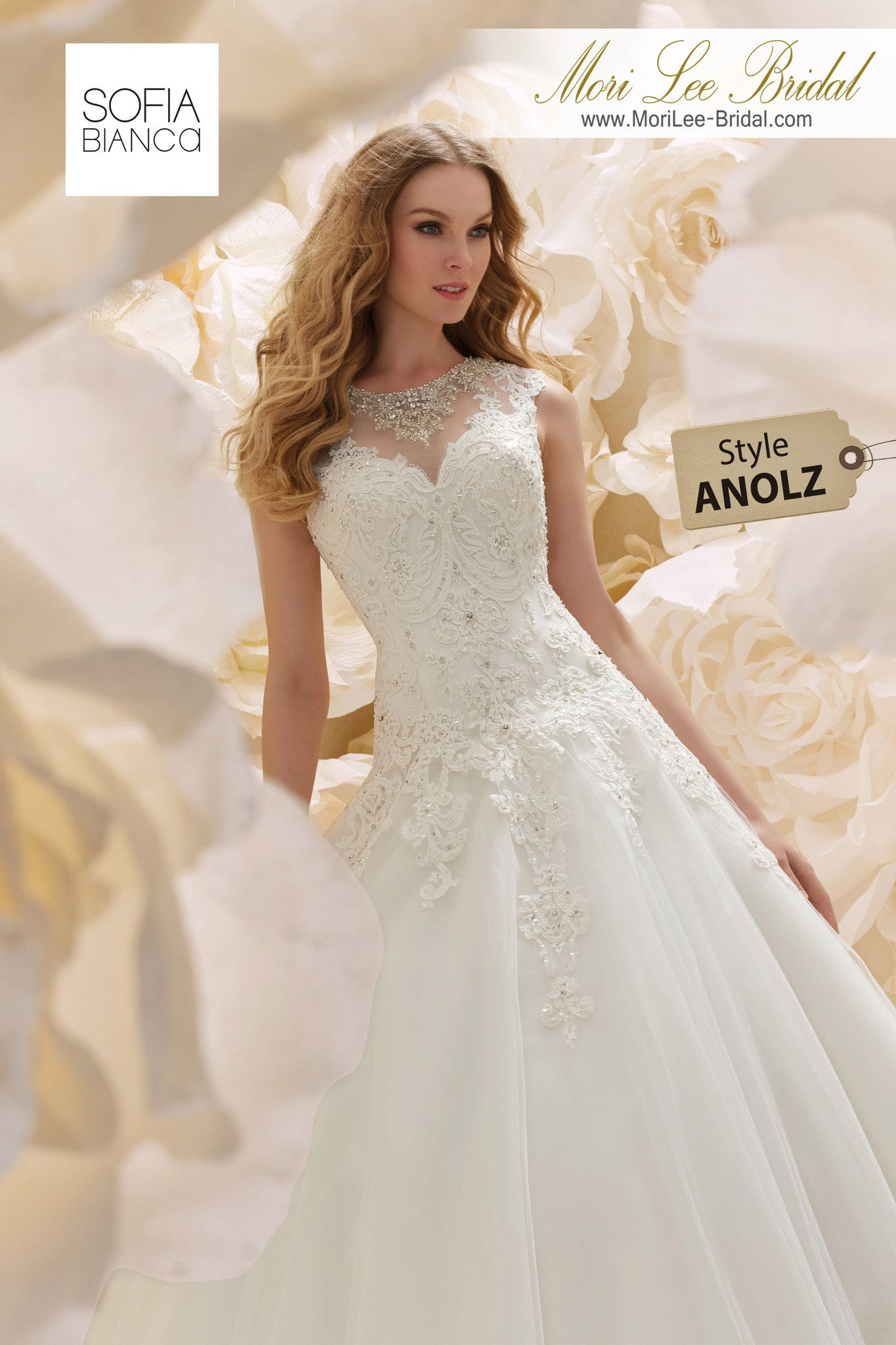 ANOLZ - Mori Lee Bridal