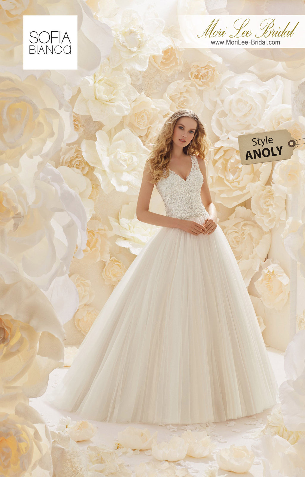 ANOLY - Mori Lee Bridal