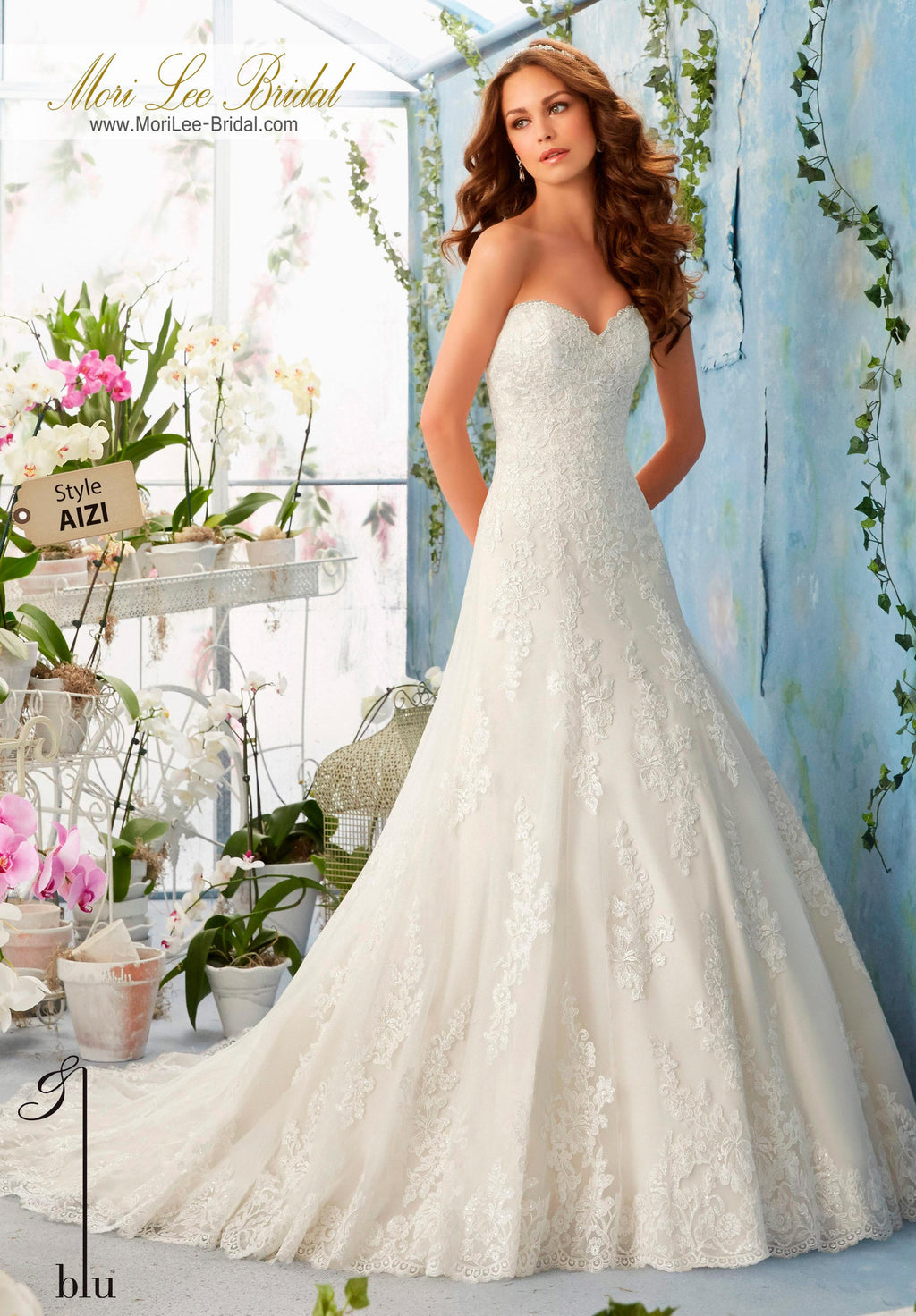 AIZI - Mori Lee Bridal