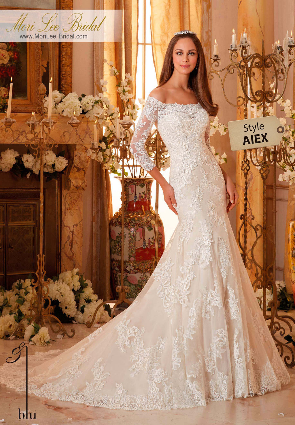 AIEX - Mori Lee Bridal