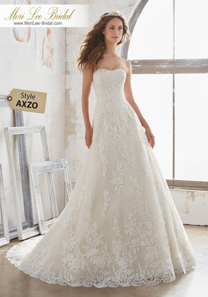 AXZO - Mori Lee Bridal
